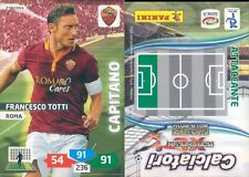 CALCIATORI 2013-14*ADRENALYN PANINI CARD N.238*ROMA-FRANCESCO TOTTI*NEW