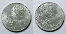 ALEMANIA REPÚBLICA FEDERAL.  5 MARK 1974 D.  250 ANIV.  I. KANT.   SC -