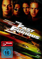 The Fast and the Furious (Vin Diesel)                                | DVD | 501