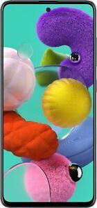 Samsung Galaxy A51 SM-A515U 128 GB Black Unlocked    >> EXCELLENT  CONDITION <<