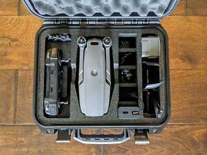 DJI Mavic Pro 2-Hasselblad Camera-Smart Controller-Hard Case-Only Used 2X-Mint!