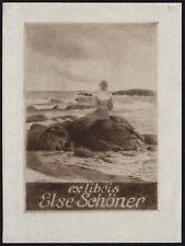 31)Nr.138- EXLIBRIS- Julius Nitsche
