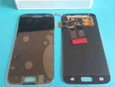 LCD TOUCH SCREEN E VETRO COMPLETO NERO SAMSUNG GALAXY S7 G930 GH97-18523A