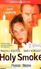 Holy Smoke. Fuoco sacro (1998) VHS  CGG 1a Ed.  -