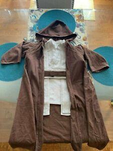 Star Wars Jedi Costume Cosplay Child Size