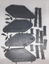 Warhammer 40K Imperial Guard Leman Russ and Demolisher Tank Sides Tracks