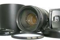 Nikon Zoom-NIKKOR 80-400mm f/4.5-5.6 VR D AF A/M ED Lens Excellent+++ from Japan