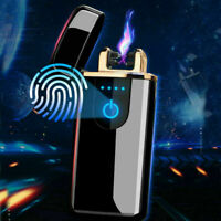 Cool AF Electric Lighter Touch Screen Flameless Windproof Lighter Rechargeable