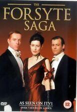 The Forsyte Saga Damian Lewis, Gina McKee 2002 Brand New DVD
