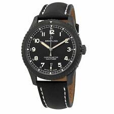 Breitling M17314101B1X1 Para hombres Reloj Automático Negro Navitimer