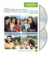 TCM Greatest Classic Films Collection: Lassie [New DVD] O-Card Packaging