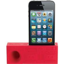 RadioShack Retro Boombox Battery Free Speaker for iPhone (IL/PL1-2711-6301360...