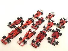 Ferrari 1/64 kyosho F1 popular 11 Cars lot Free Tracking number