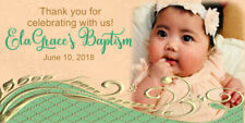 Bautismo y bautizo