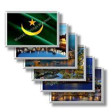 MR - Mauritania - frigo calamite frigorifero souvenir magneti fridge magnet