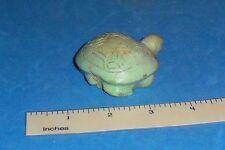 Turquoise Figure, Turtle, 3.3 oz ABA - 8720