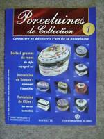 Livre Porcelaines de collection N/36 /R5