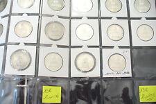 MONNAIE 100 FRANCS ARGENT  AUX CHOIX DE 1982 à 1992 // (achat unitaire)  !!
