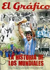 SOCCER WORLD CUPS 1930-2006 Rare Book Argentina