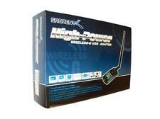Sabrent High-Power 1000mW Long Range WiFi Wireless USB Range Extender With Detac