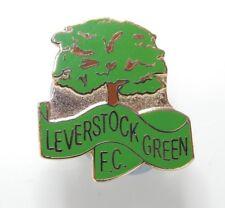 Leverstock Green Football Club Enamel Badge - Non League Football Clubs -