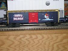 Neil Young Vapor Records Box Car 6-36213 Lionel Trains Built 2000