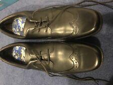 clarks boys shoes Hoxton Chap 7.5F bnwb