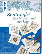 Zentangle® * Den Mustern auf der Spur * TOPP 8214 * Frech Verlag