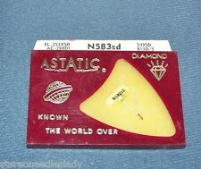 RECORD PLAYER  NEEDLE Astatic N583-sd for Elac Perpetuum-Ebner DMSN-100 DNM-100
