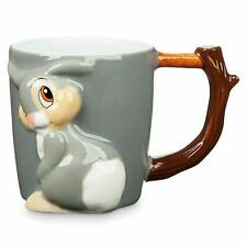 NIB Disney Store Bambi - Thumper Ceramic Coffee Mug