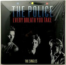 """THE POLICE """"Every Breath You Take (The Singles)"""" Vinyl LP - 1986 A&M SP-3902"""