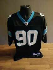 REEBOK ON FIELD JULIUS PEPPERS JERSEY (ADULT XL LENGTH +2) PREOWNED
