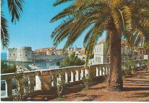 HR Dubrovnik Partie am Hafen glum 1975? C7776