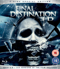The Final Destination (3D) Blu-ray (2009) Bobby Campo