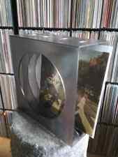 Schallplatten LP Ständer Schweizer Design 60er 70er Plattenständer Box Aufbewahr