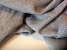 """NEW Grey Colour Designer cotton Double Knit Stretch Jersey Fabric 61""""153cm Tommy"""