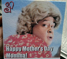 Big Momma's House Funny Mother's Day Card - FAST post + Can send for you