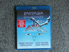 ASIA - Fantasia Live in Tokyo - BLU-RAY