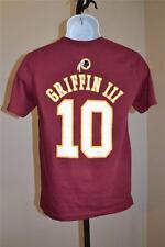 Nuevo Minor Flaw- #10 Robert Griffin III Redskins Youth L 14/16 Camisa 55sa
