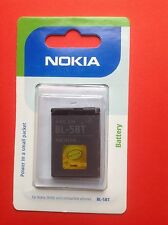 BATTERIA NOKIA BL-5BT ORIGINALE 2600 7510  IN BLISTER