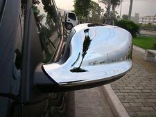 BMW E84 X1 2009-2013 ENJOLIVEURS CHROME CACHES COQUES COQUILLES RETROVISEURS NEW