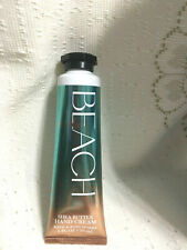 Bath And Body Works Hand Cream~At The Beach~ Shea Butter Hand Cream -1 Oz New*