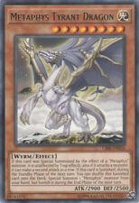 3x Yugioh CIBR-EN026 Metaphys Tyrant Dragon Unlimited Rare Card