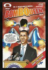 Bomb Queen Vol. 6 #1 (Lot of 2) Obama App. 1st Cowboy Ninja Viking preview