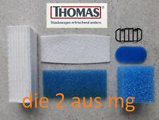 THOMAS Filter-Set 787203 / 6-teilig für Twin Aquafilter  TT, T2, Genius S2 Hepa