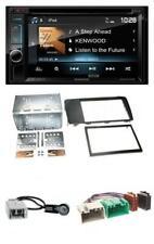Kenwood DAB USB 2DIN DVD MP3 Bluetooth Autoradio für Volvo S60 V70 XC70 (04-09)