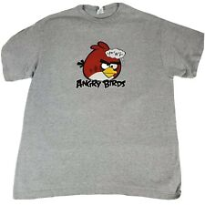 Angry Birds by Delta T Shirt - Men's - XL - Short Sleeve - Gaming