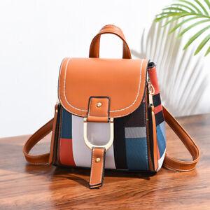Backpack women's new Korean casual fashion large-capacity school bag