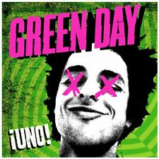 GREEN DAY UNO 2012 CD POP PUNK ROCK NEW