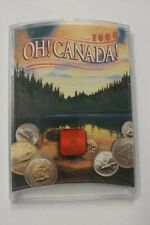 2000 OH! Canada! Uncirculated 7 Coin Set